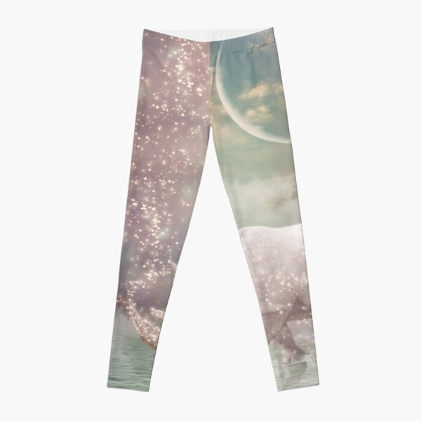 The Most Beautiful Have Known Defeat Leggings