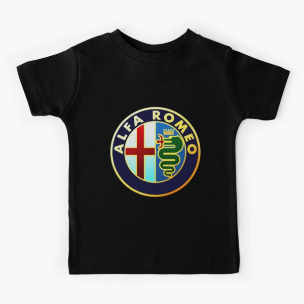 LOGO ALFA ROMEO T-shirt enfant