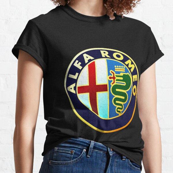 LOGO ALFA ROMEO T-shirt classique