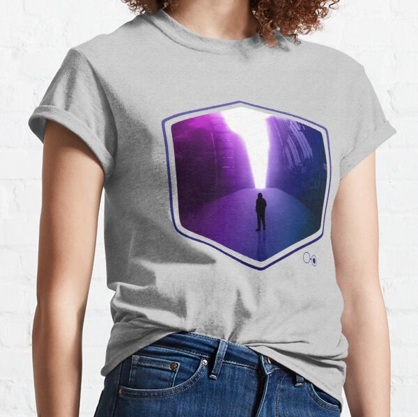 City road to a brighter future Classic T-Shirt
