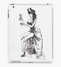 Burlesque circus iPad Case/Skin