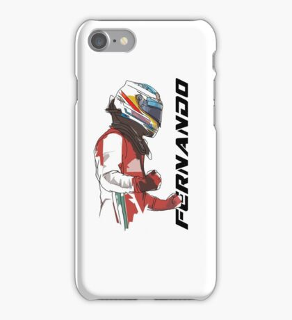 Fernando Alonso iPhone Case/Skin