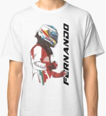 Fernando Alonso Classic T-Shirt