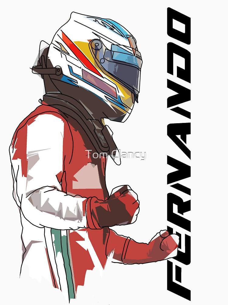 Fernando Alonso | Unisex T-Shirt