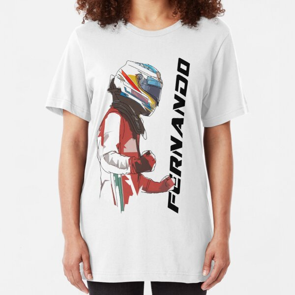 Fernando Alonso Slim Fit T-Shirt