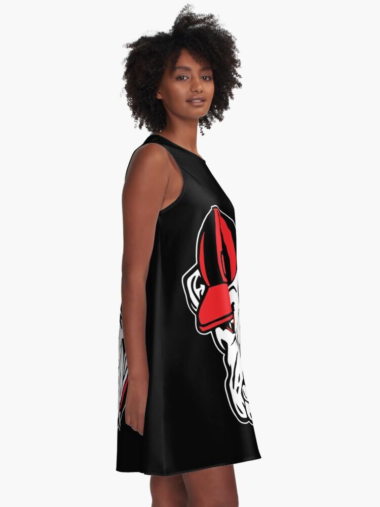 Alternate view of UGA Bulldog A-Line Dress