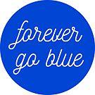 «siempre ir azul» de alexwein