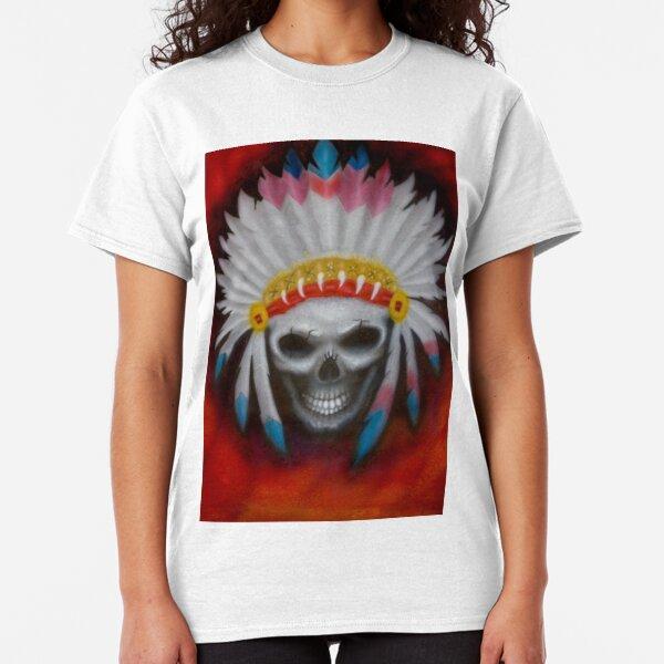 Airbrushed Goth Bat Guitarist Horror T-Shirt all sizes