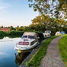 Chesterfield Canal, Clayworth by John Dunbar