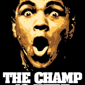 I am Ali The Champ Is Here by blackhsu