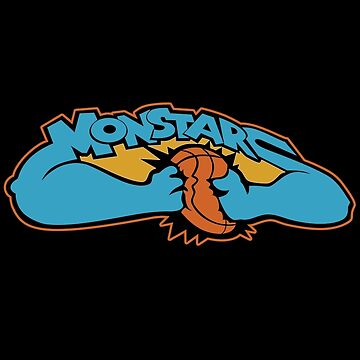 Monstars Basketball by blackhsu