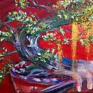 Bonsai Magic Money Tree by Alma Lee