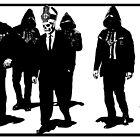 Reservoir Ghouls  by Marissa Baum