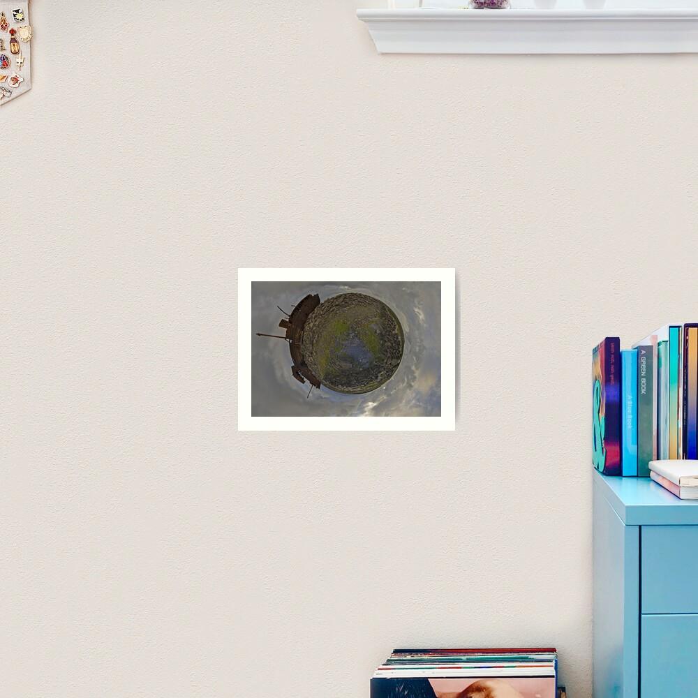The Plassey Wreck,  Inisheer Art Print