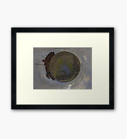The Plassey Wreck,  Inisheer Framed Print
