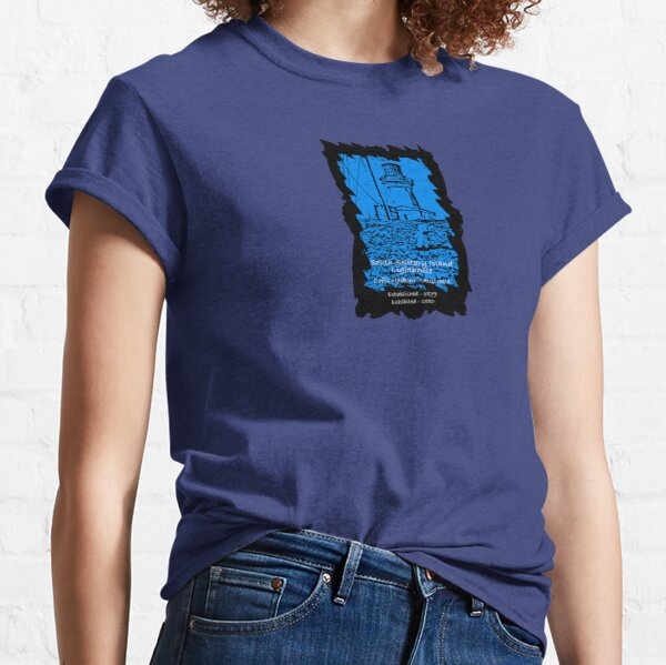 South Solitary Island - 1879 Classic T-Shirt