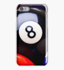 Number 8 iPhone Case/Skin