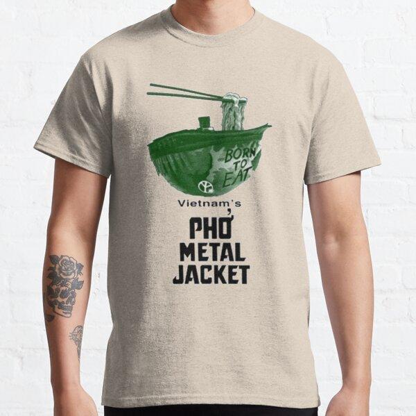 Pho Metal Jacket Classic T-Shirt