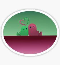 ibb & obb Together Forever Sticker