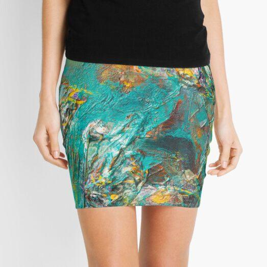 Blur of the Race Mini Skirt