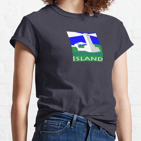 South Solitary Island Classic T-Shirt