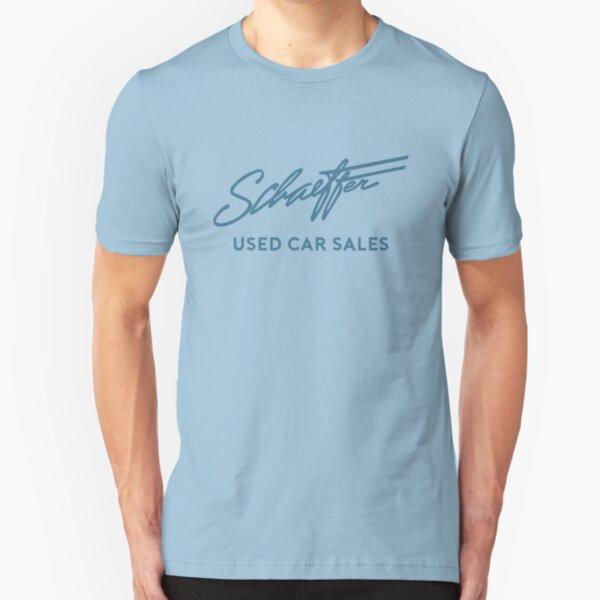 Schaeffer USED CAR SALES Slim Fit T-Shirt