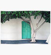 Yaiza,  Lanzarote Poster