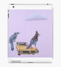 Two Jays and a Bonneville iPad Case/Skin