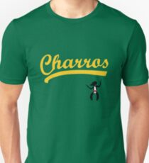 Kenny Powers 55 Charros Home Baseball Shirt Eastbound and Down T-Shirt