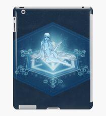 Ingress Pin Up iPad Case/Skin