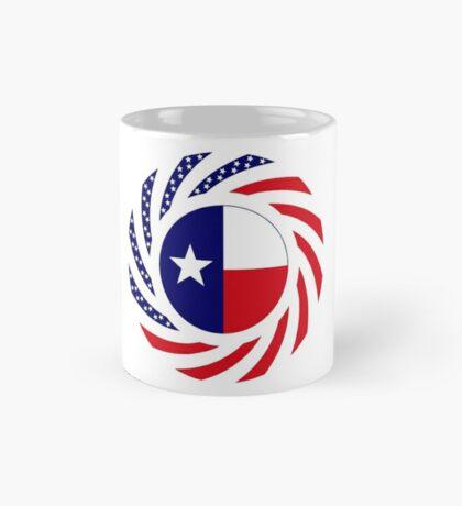 Texan Murican Patriot Flag Series Mug