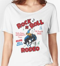 Rock n Roll Rodeo Women's Relaxed Fit T-Shirt