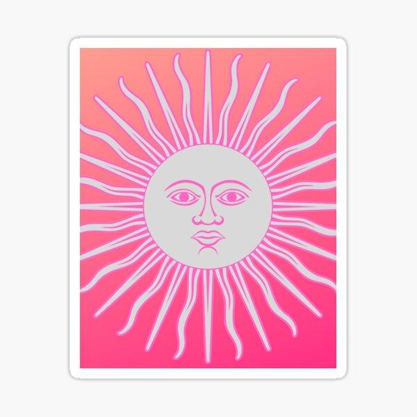 Sun in his Glory Sticker