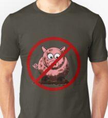 No Dirty Pigs Unisex T-Shirt