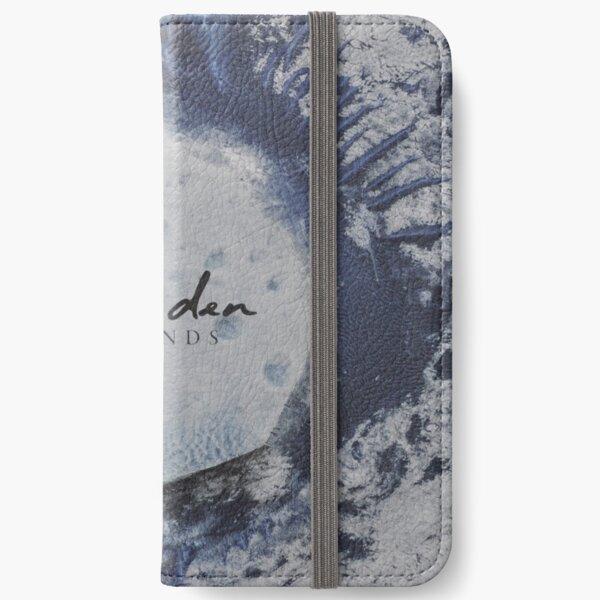 Bear's Den Islands LP Vinyl cover iPhone Wallet