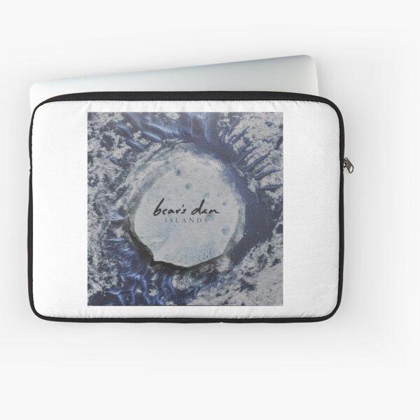 Bear's Den Islands LP Vinyl cover Laptop Sleeve