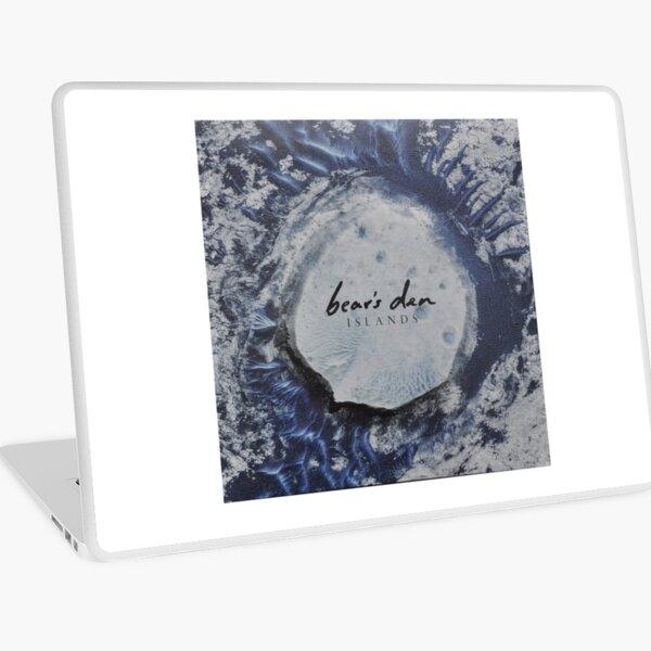 Bear's Den Islands LP Vinyl cover Laptop Skin