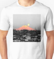 Glowing Mountain T-Shirt