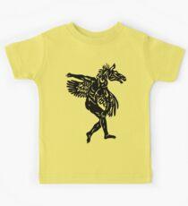Equus-Man Kids Tee