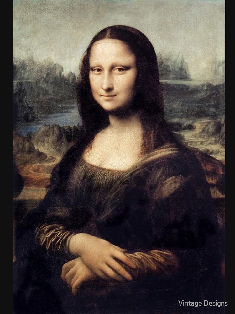 Mona Lisa by Leonardo Da Vinci by Geekimpact