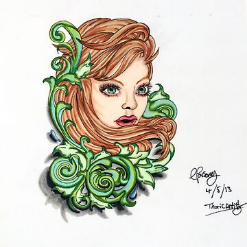 Ivy  by Thoricartist