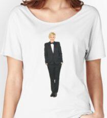 Ellen DeGeneres Women's Relaxed Fit T-Shirt