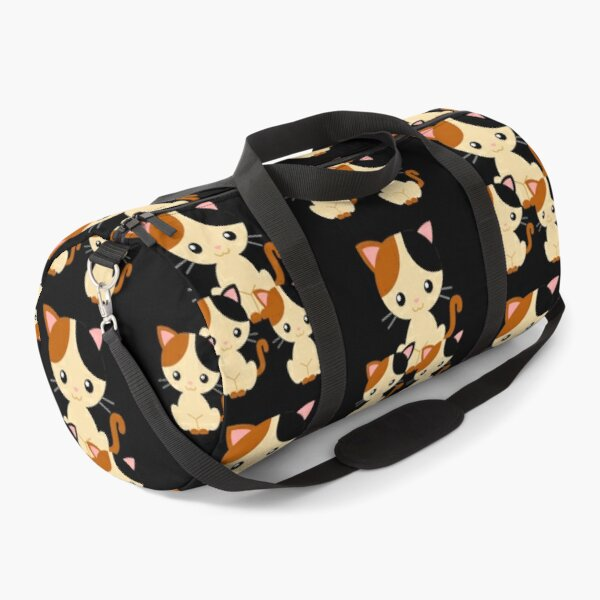 When The Calico Cats Play Duffle Bag