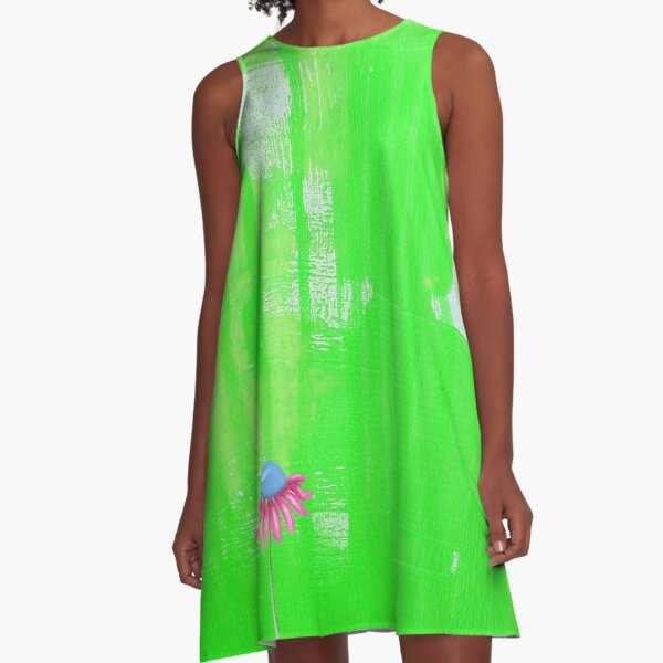 """""""Be Your Own Kind Of Amazing"""" Original design by PhillipaheART A-Line Dress"""