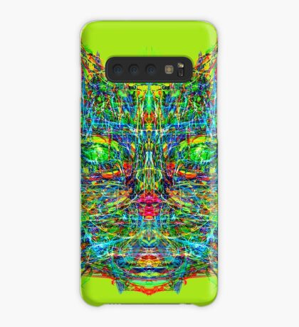 Tapetum lucidum Case/Skin for Samsung Galaxy