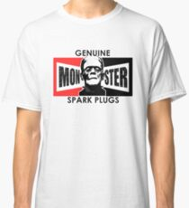 Genuine Monster Spark Plugs Classic T-Shirt