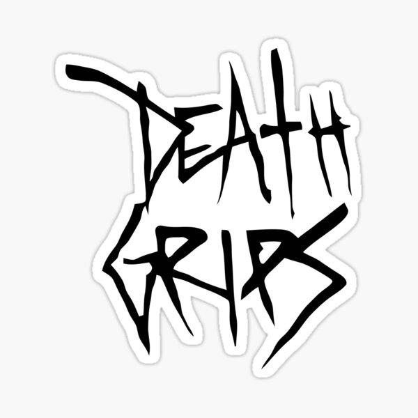 Death Grips Logo Sticker