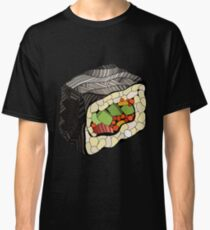 Sushi illustration Classic T-Shirt