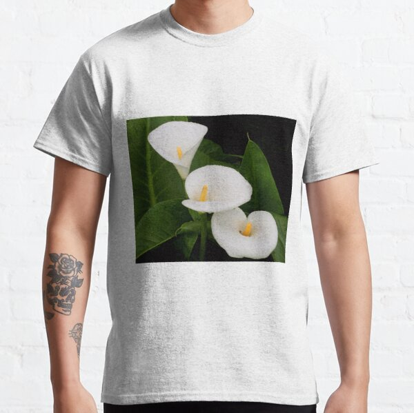 Arum lillies Classic T-Shirt