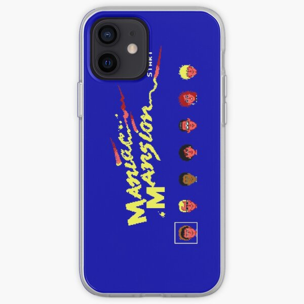 Maniac Mansion iPhone Flexible Hülle